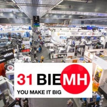DO NOT MISS THESE DOORS AND LOGISTIC EQUIPMENT FOR THE MACHINE & ROBOTIC INDUSTRIES AT BIEMH 2020