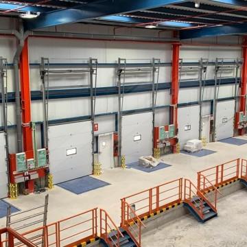 Developed System Logistics