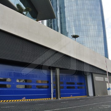 ¿Sabe qué puertas instalamos en las Torres Etihad de Abu Dhabi?