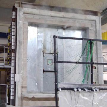 Puertas cortafuegos correderas con marcado CE