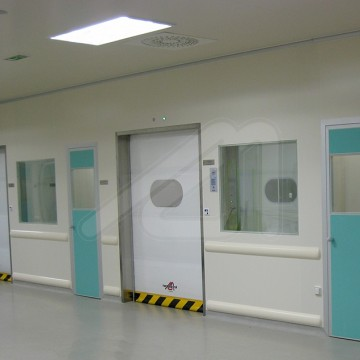 4 contactless opening systems for high speed doors