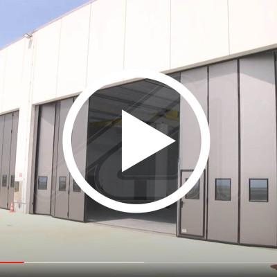 Puertas plegables laterales Plexi-Pass