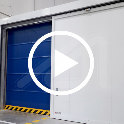 CE marking fire resistant doors
