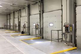 Sistema de carga y descarga Isoperfect