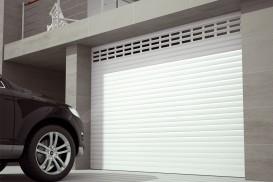Puertas de garaje enrollables LP 75 C