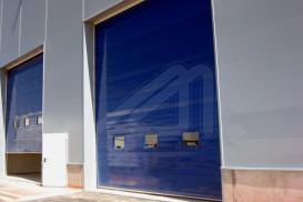 Puerta seccional Mineral Secc