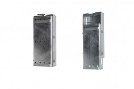 Steel bumper TM 500 P (Isoperfect)