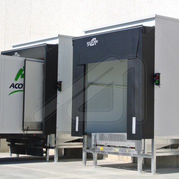 ASS - foamy and flexible dock shelter