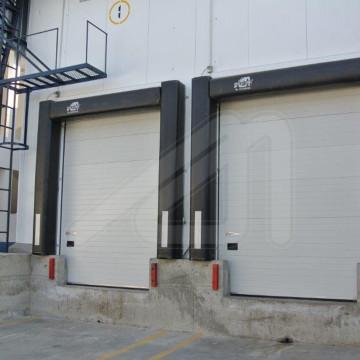 AC - foamed dock shelter