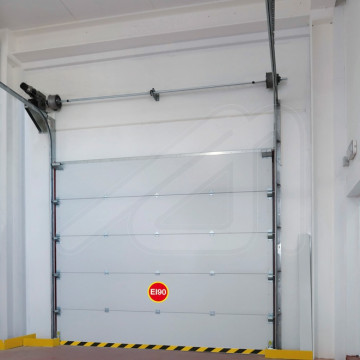 Sectional Fire door SeccFire