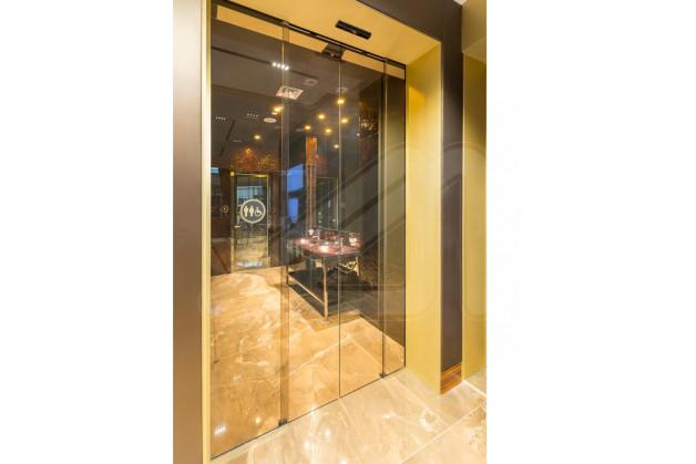 Puertas de cristal automáticas