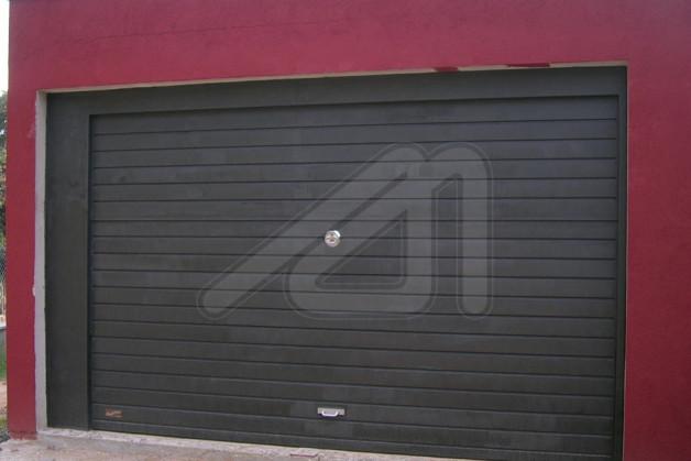 Puerta de garaje basculante chapa angel mir ngel mir - Puertas para garajes ...