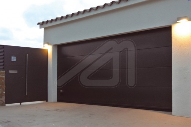 Sectional Garage Door Sandwich Panel Angel Mir 192 Ngel Mir