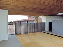 Puertas de garaje correderas