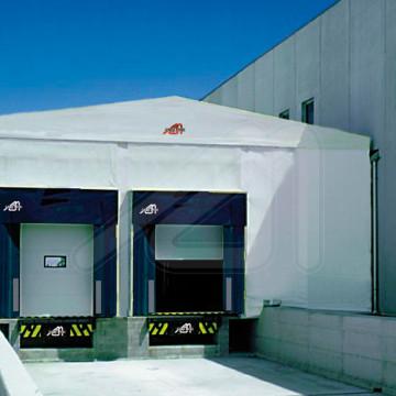 Túnel extensible de carga