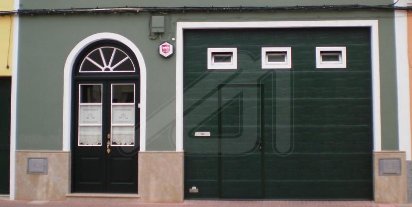 Puertas De Garaje Seccionales Angel Mir Angel Mir