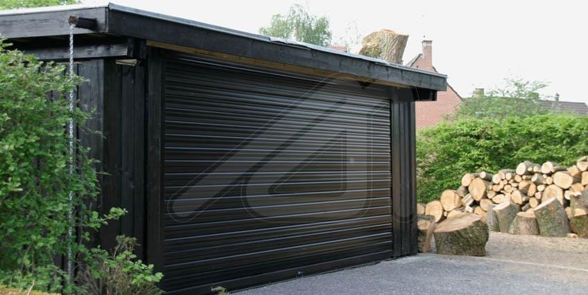 Puertas Enrollables Para Garajes Y Locales Comerciales Angel Mir àngel Mir