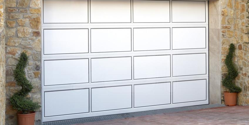 Puertas De Garaje Seccionales La Mejor Calidad Angel Mir àngel Mir