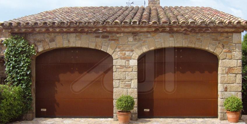 Puertas De Garaje Y Residenciales Vallas De Jardín Angel Mir àngel Mir