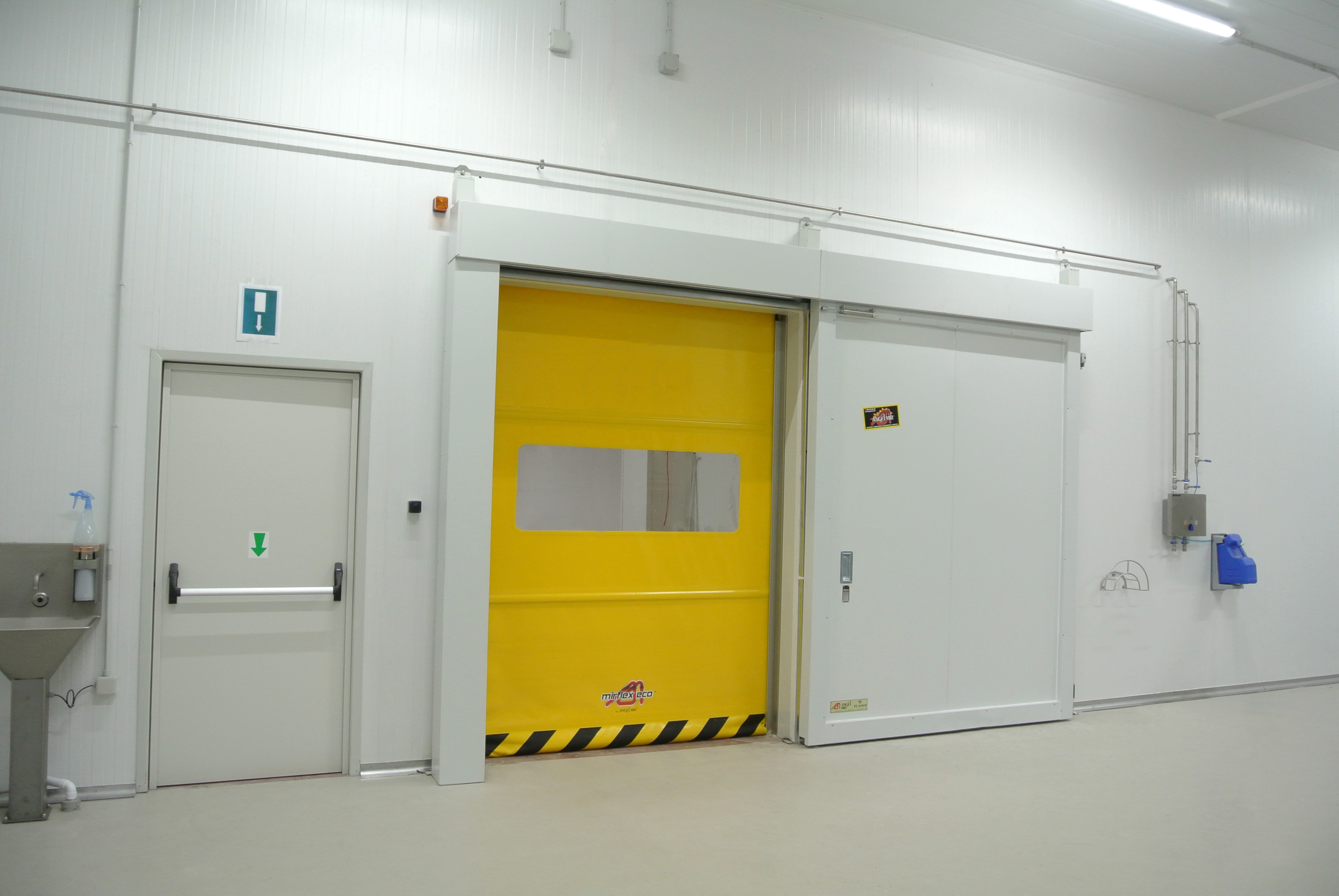 sliding fire rated door ce marking