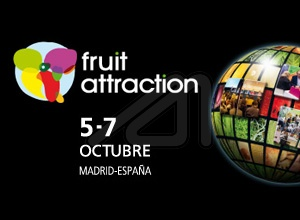 ONE MORE YAER WE WILL BE AT FRUIT ATTRACTION