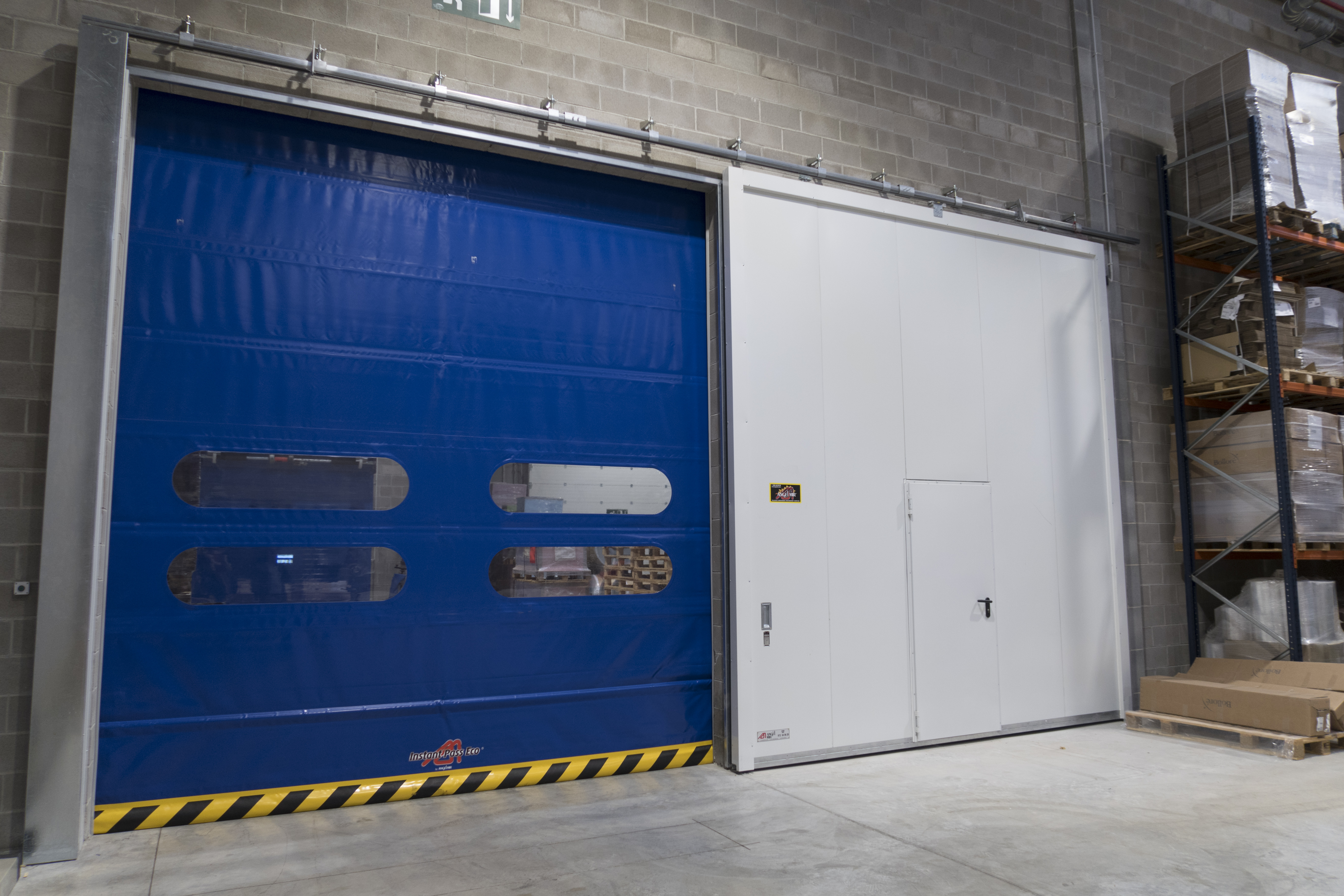 sliding fire door ce making