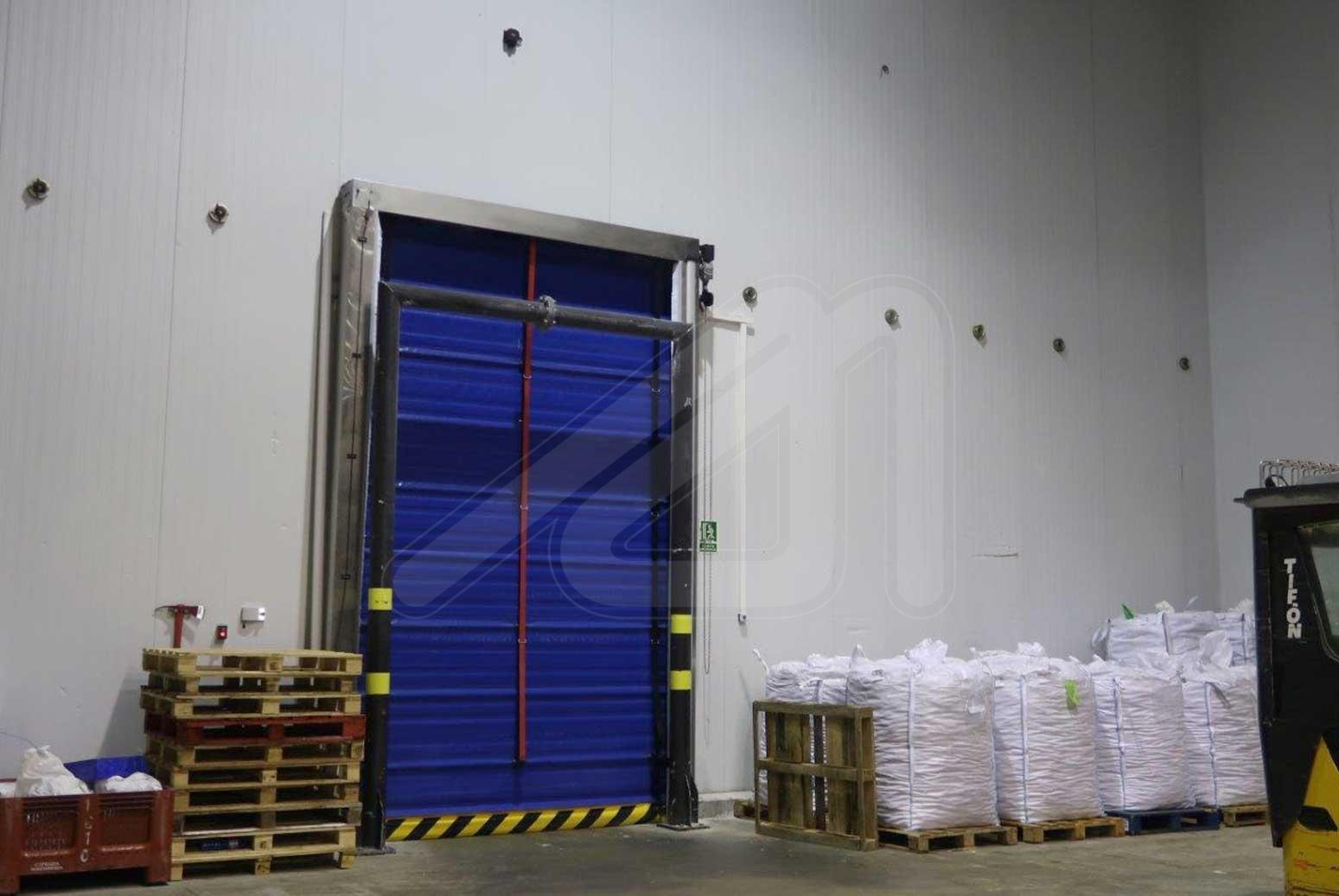 Speed fold-up door Instant Pass ISO