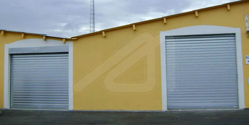 Rollmir 110 roller garage door